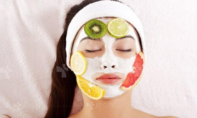 Trẻ hóa da với các loại mặt nạ thiên nhiên rẻ tiền