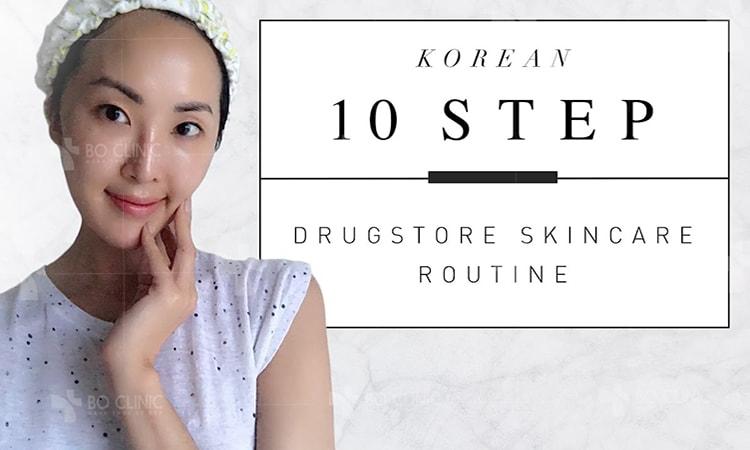 Chăm sóc da đẹp hơn mỗi ngày với 10 quy tắc vàng