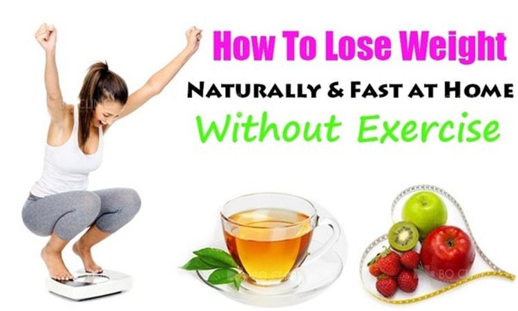 Bí quyết giảm cân chỉ cần ăn không cần gập bụng vẫn có eo thon