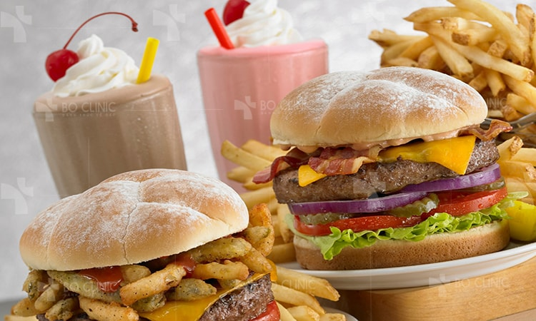 Đừng ăn những thực phẩm này để da đẹp dáng chuẩn siêu mẫu