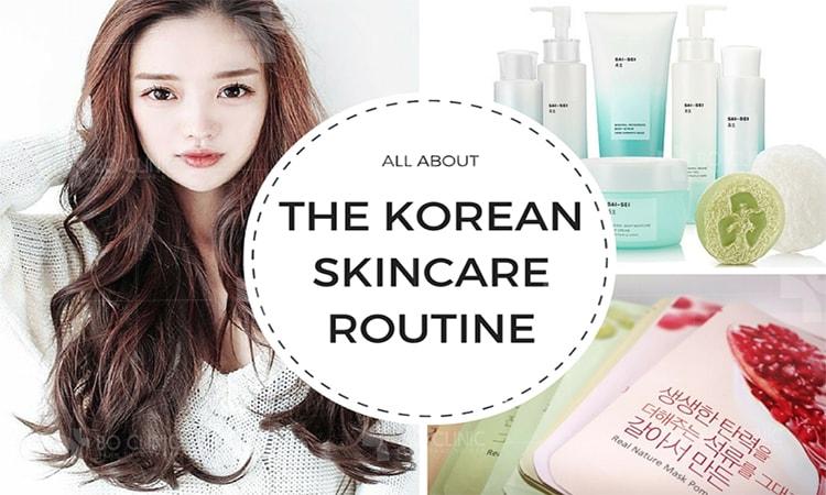Cách dưỡng da của hot girl Hàn gây sốt trong giới trẻ