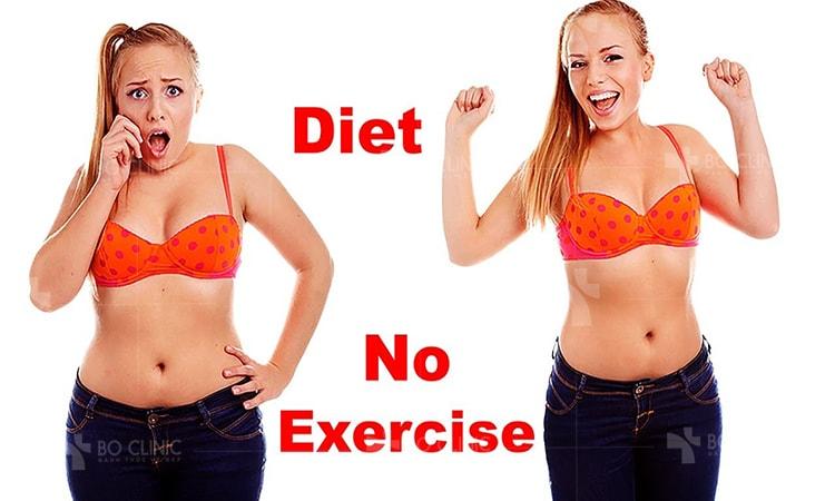 Người lười vận động phải biết mẹo giảm cân ngay và luôn này