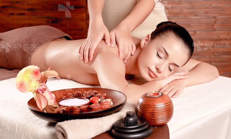 Massage toàn thân là cách trị liệu thư giãn tối ưu