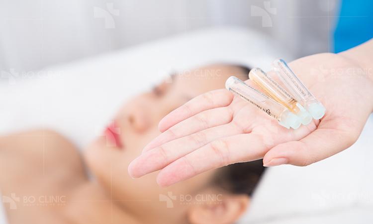Liệu pháp Vitamin C kết hợp Oxy Jet bảo vệ da khỏe mạnh