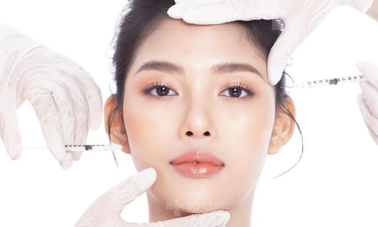 Tiêm Botox căng da mặt và xóa nếp nhăn siêu nhanh
