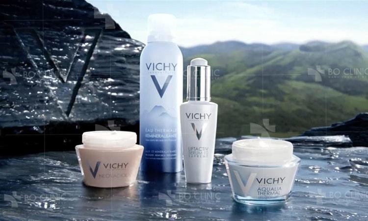 Vichy là thương hiệu uy tín được khách hàng Bo Shop tin yêu.