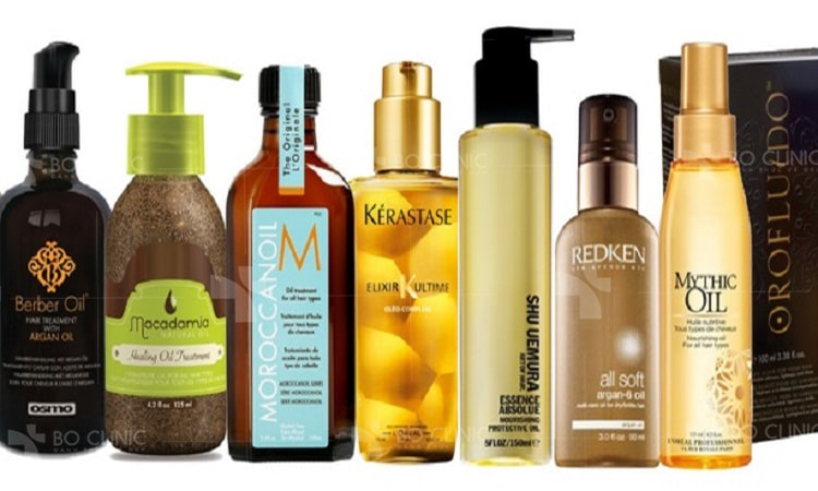 Các sản phẩm dầu dưỡng ẩm và làm mềm da chỉ nên dùng vào bước chăm sóc da cuối cùng nếu cần.