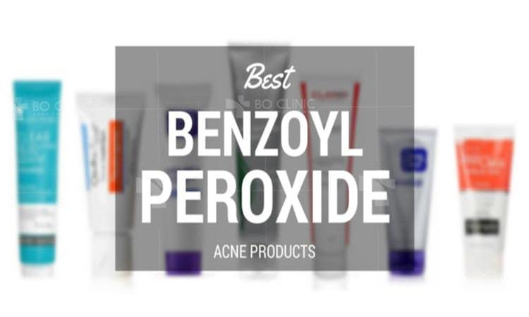 Mỹ phẩm chứa Benzoyl Peroxide là sự lựa chọn tối ưu cho làn da mụn dễ tìm mua tại Bo Shop.