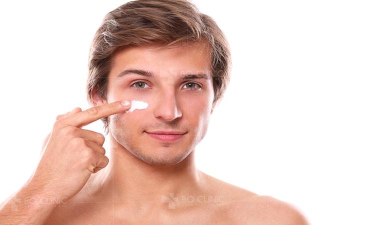 10 quy tắc bất biến giúp nam giới có làn da khỏe đẹp