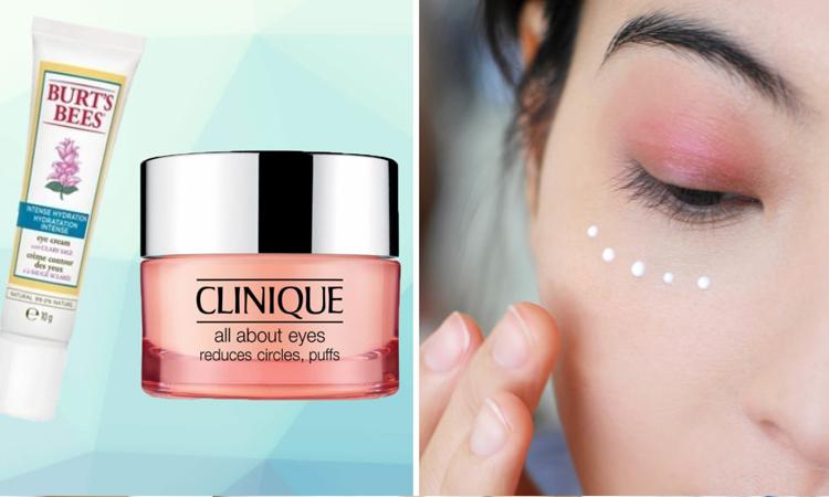 Hãy ưu tiên sử dụng các sản phẩm kem dưỡng mắt dùng cho cả ban ngày và ban đêm