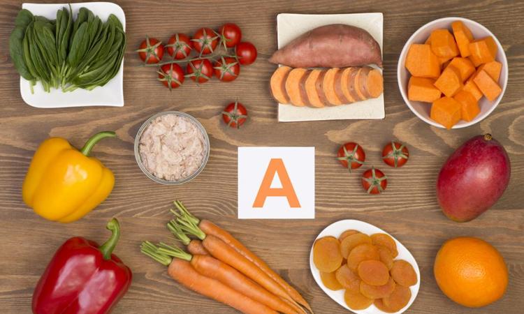 Các thực phẩm chứa Vitamin A tốt cho sức khỏe và tốt cho tóc