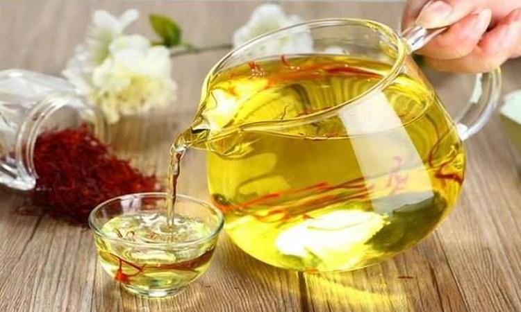 Uống nước nhụy hoa nghệ tây giúp tăng cường sức khỏe, trẻ hóa từ bên trong