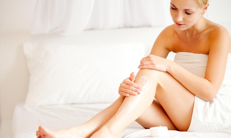 Cần dưỡng ẩm cho da sau khi triệt lông để da luôn mịn màng