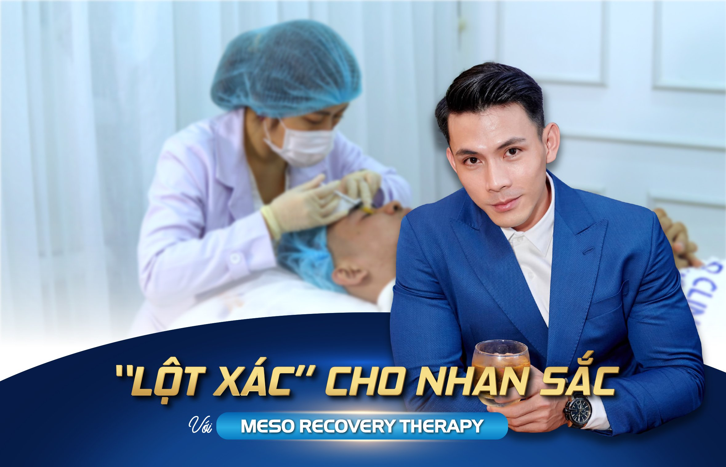PHỤC HỒI DA RECOVERY THERAPY